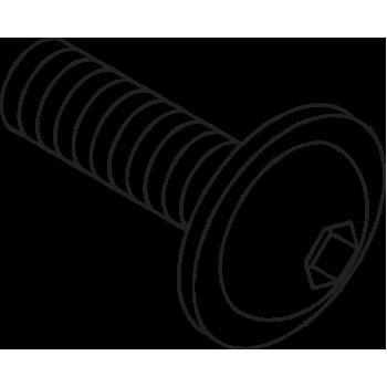 10 S 1/4-20 x 1/2'' FHSCS & Economy  T-Nut