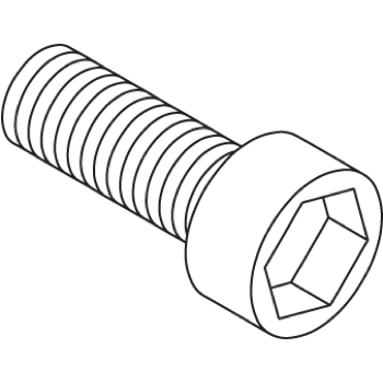 1/4-20 x 1/2''SHCS-Washer & Drop In T-Nut
