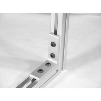 10 S / 25 S 4 Hole Inside Corner Bracket