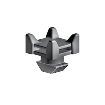 Cross-cable-binding-block slot 10, A2=5,8mm