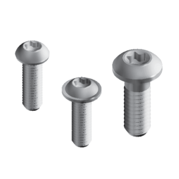 Steel Self -Tapping Connecting Screw,Torx Socket, S12 x 30