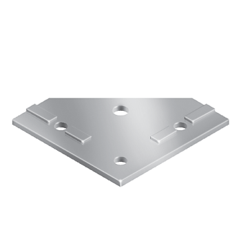 Connection Plate 100 x 100