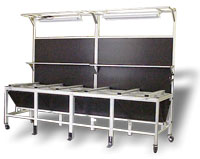Aluminum Workstations