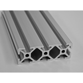 25mm x 75mm T-Slotted Aluminum Framing Extrusion AluFab