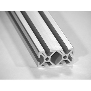 "1"" X 2"" T-Slotted Aluminum Framing Extrusion"