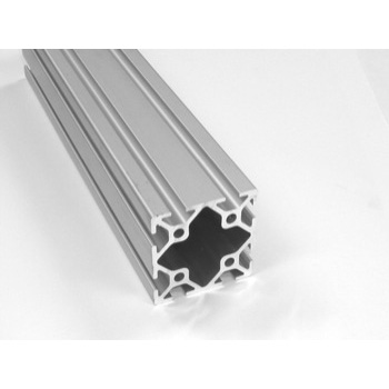 "2"" X 2"" T-Slotted Aluminum Framing Extrusion"