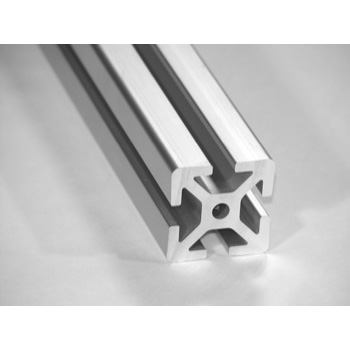 "1.5"" X 1.5"" T-Slotted Aluminum Framing Extrusion"