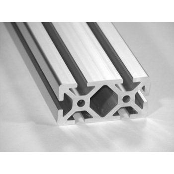 40mm x 80mm T-Slotted Aluminum Framing Extrusion - Alufab Inc.