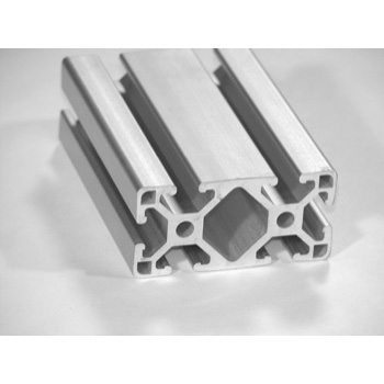 40mm x 80mm Lite T-Slotted Aluminum Framing Extrusion