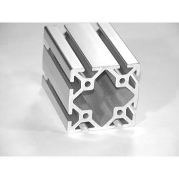 80mm x 80mm T-Slotted Aluminum Framing Extrusion AluFab