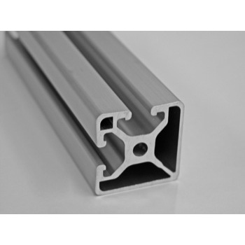"1.5"" X 1.5""  Bi Slot Adjacent T-Slotted Aluminum Framing Extrusion"