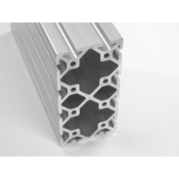 "3"" X 6"" T-Slotted Aluminum Framing Extrusion"