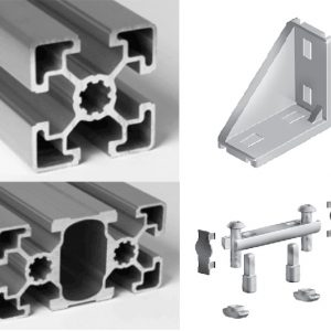 Bosch Compatible Extrusions & Hardware