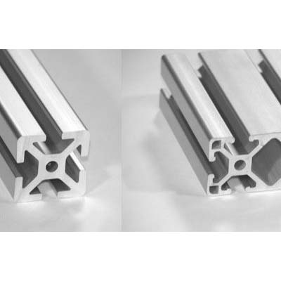 Metric Aluminum Extrusion Profiles