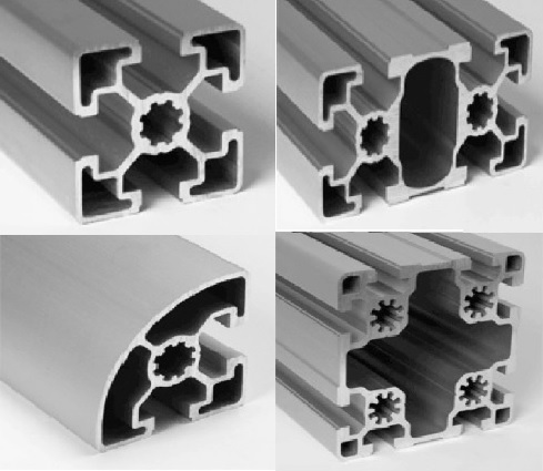 Aluminum Extrusion Raw Materials - Aluminum Extrusion and