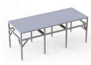 Aluminum Table AluFab