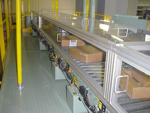Aluminum Material Handling