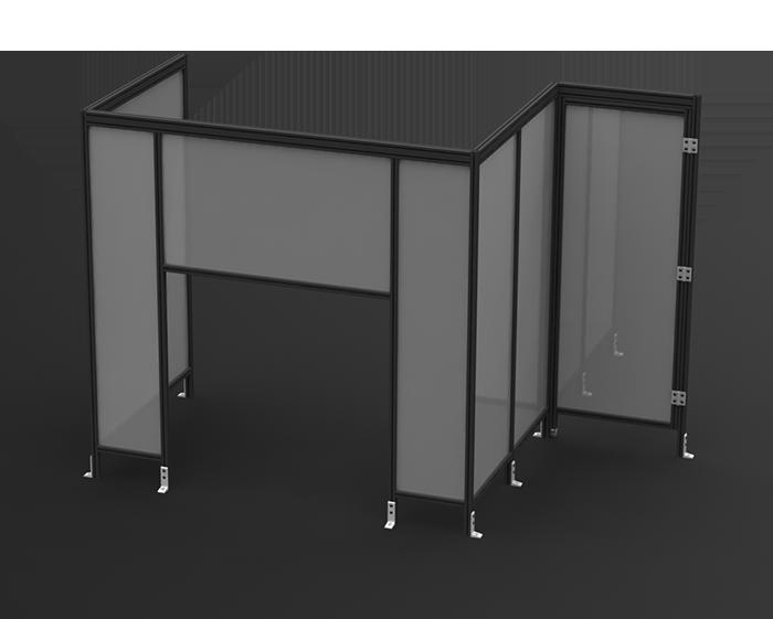 Aluminum Perimeter Guarding